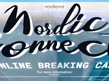Nordic Connect -breikkileirin aikataulu on julki