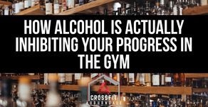 Why Alcohol is Actually Stalling Your Progress in the Gym