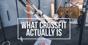 What CrossFit ACTUALLY IS
