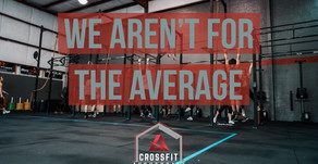 We aren't for the average
