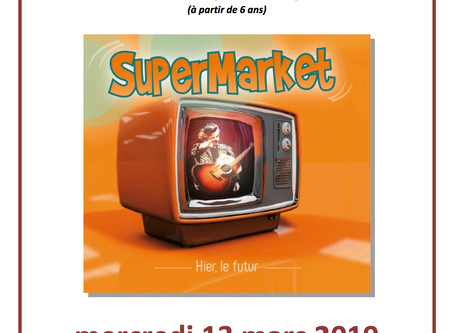 SUPERMARKET - SHOWCASE