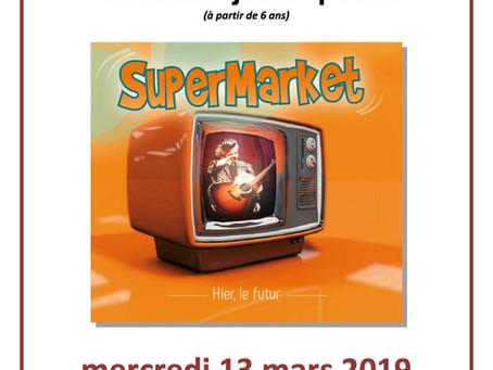 SUPERMARKET - SHOWCASE