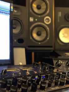 Studio de mastering - Jeff Ferrand