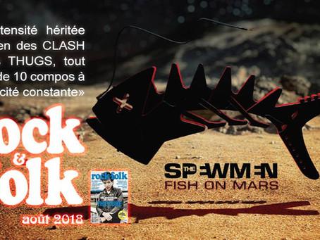 THE SPEWMEN - ROCK&FOLK
