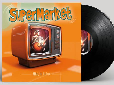 SUPERMARKET en Vinyle - PRECOMMANDE