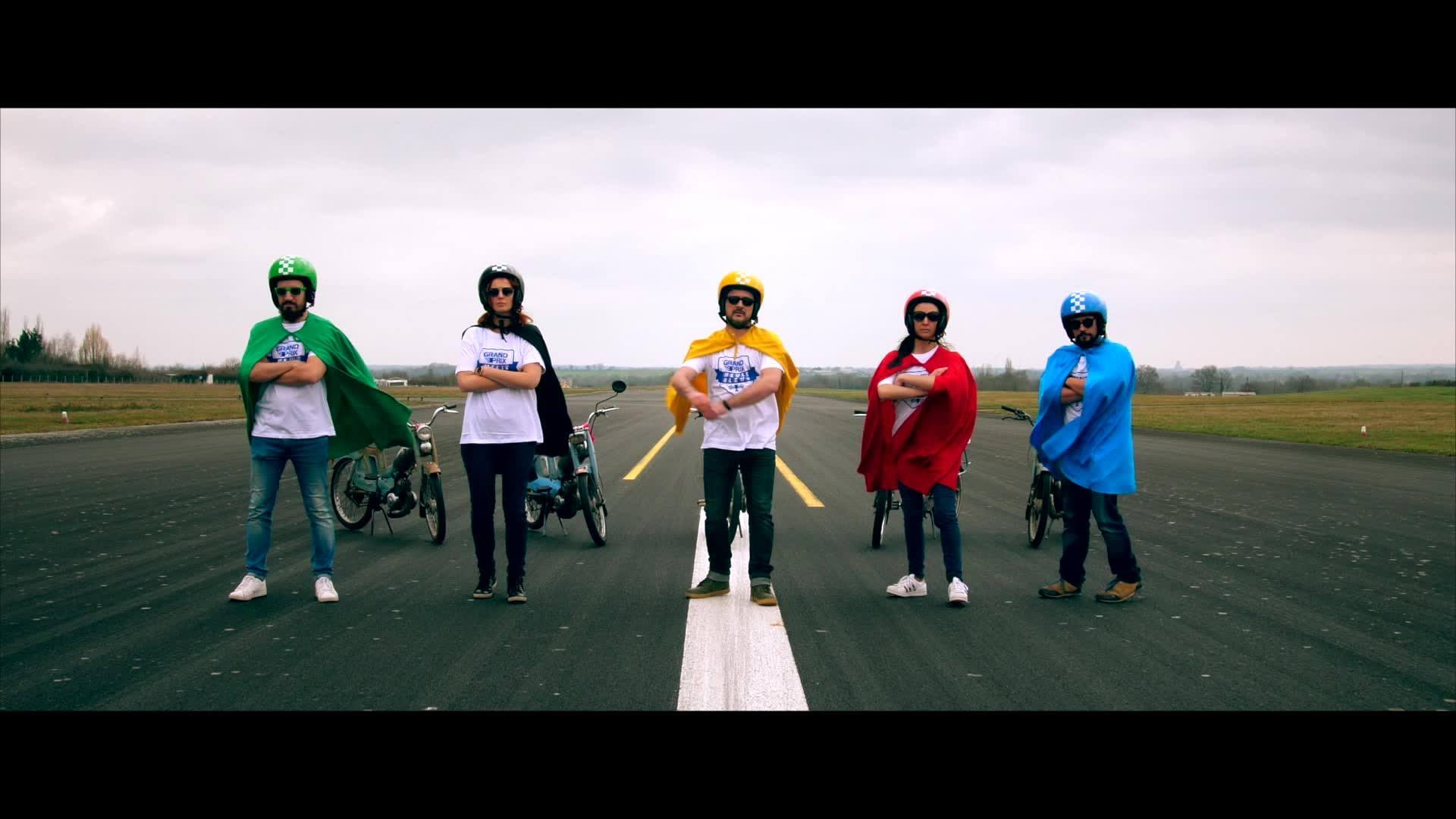 Teaser du Grand Prix Meule Bleue 2019