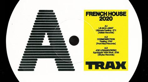 TRAX Mastering pour vinyle