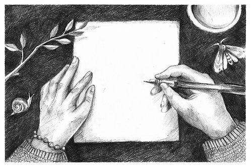 המכתב