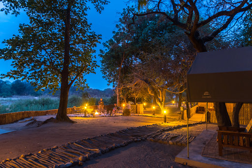 Zambia Luxury Tented Camp