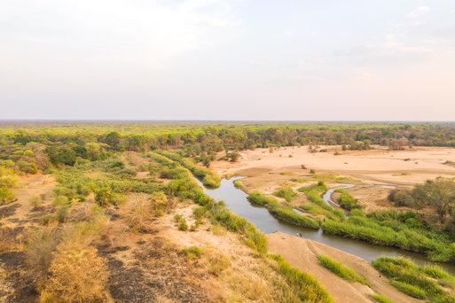 North Luanga National Park