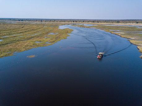Chobe River Caprivi Strip