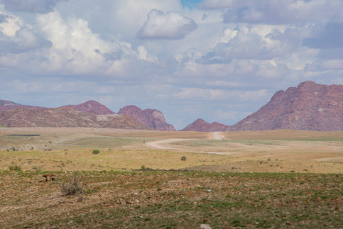 Roads less travelled -  Namibia
