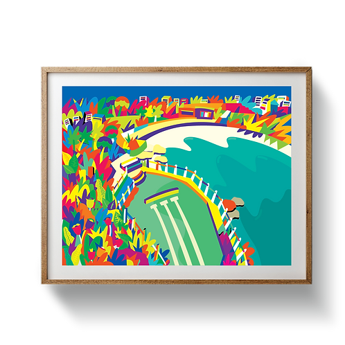 Bronte Beach - UNFRAMED