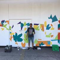 Maroubra Mural