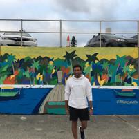 Bondi Beach mural