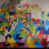 Lentil Mural Newtown