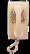 Weinlese-Telefon