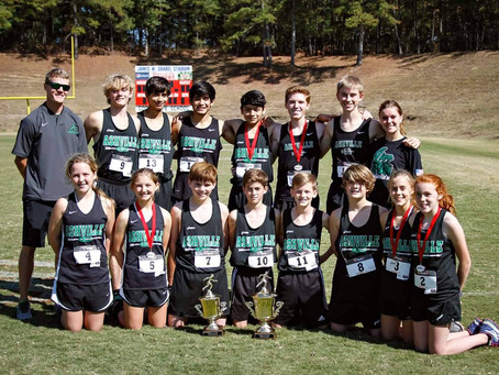 Cross Country Does it Again!