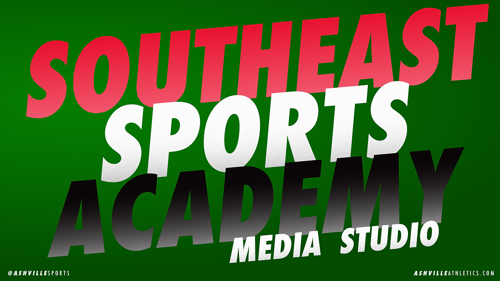 Southeast Sports Academy LLC is the new title sponsor for Ashville Athletics new media studio.