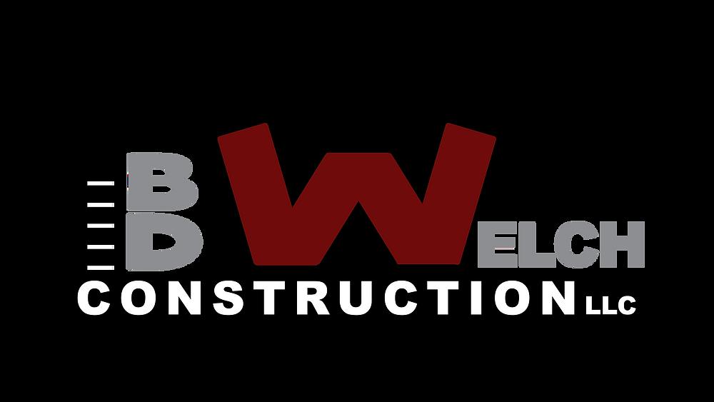 B.D. Welch Construction logo