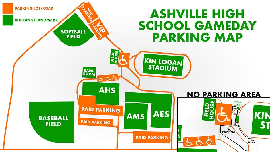 08-28-2019 AA Football Gameday Parking M