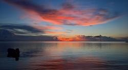 Sunset at Haad Yao