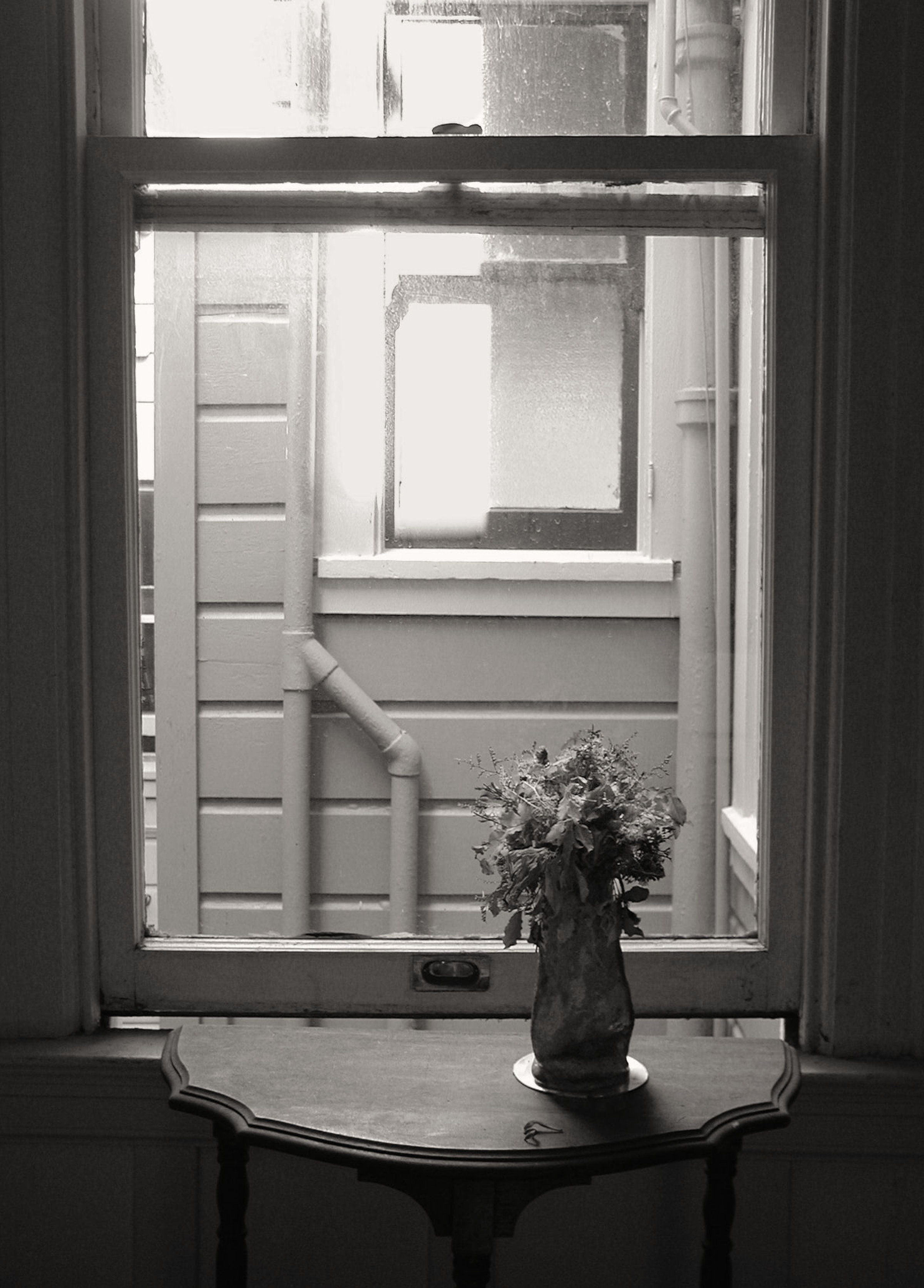 San Francisco window