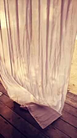 Porch curtain