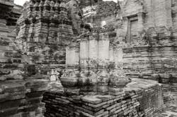 Ayutthaya temple ruins