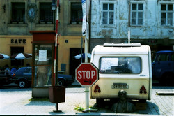 Prague camper