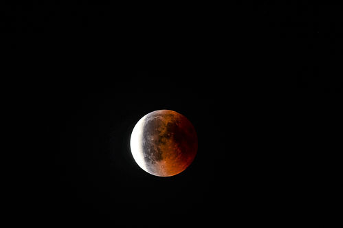 Mondfinsternis 2018 07 27   23-27-45 ©Johannes Ratermann