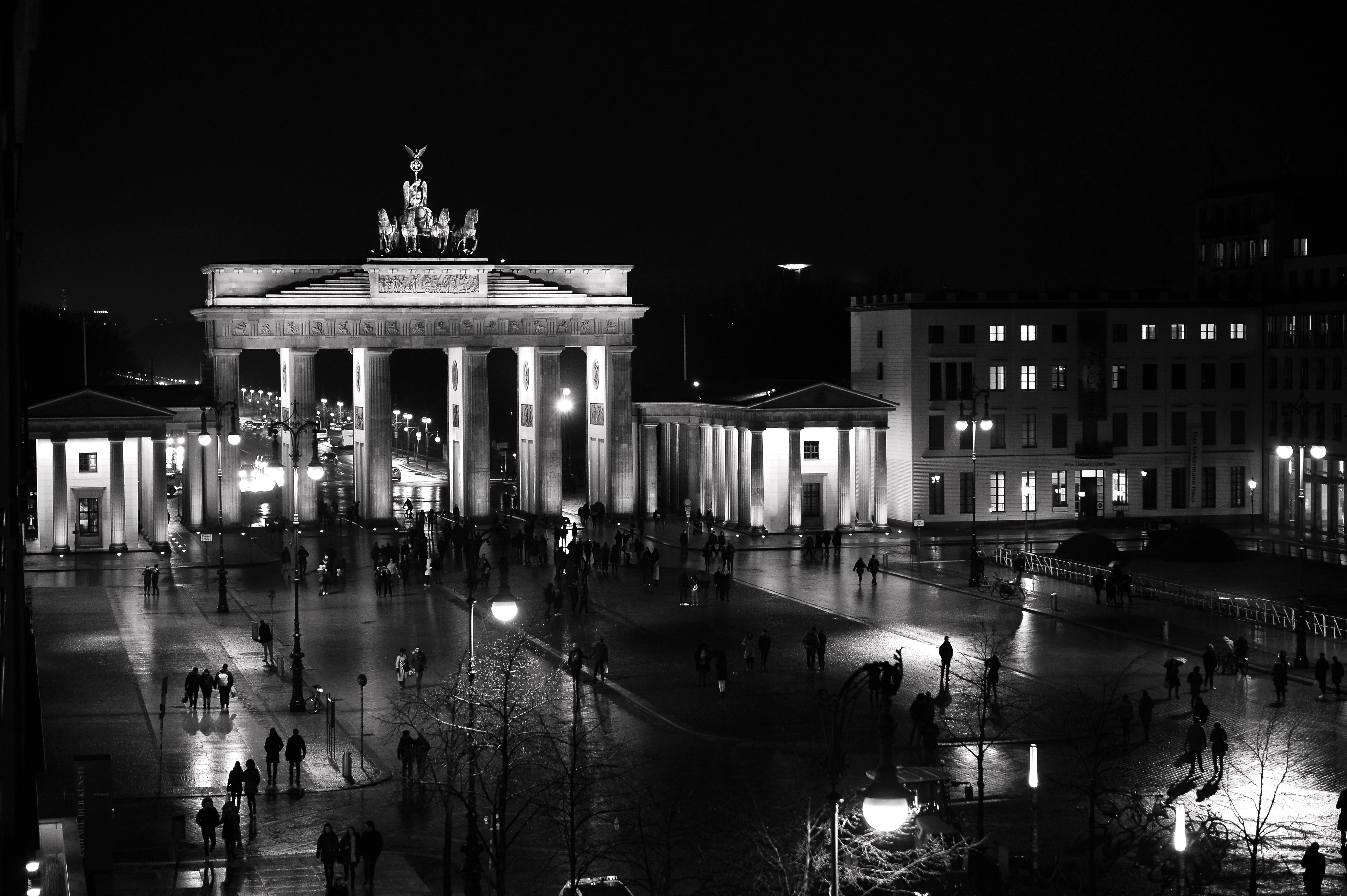 Brandenburger Tor ©Joh. Ratermann