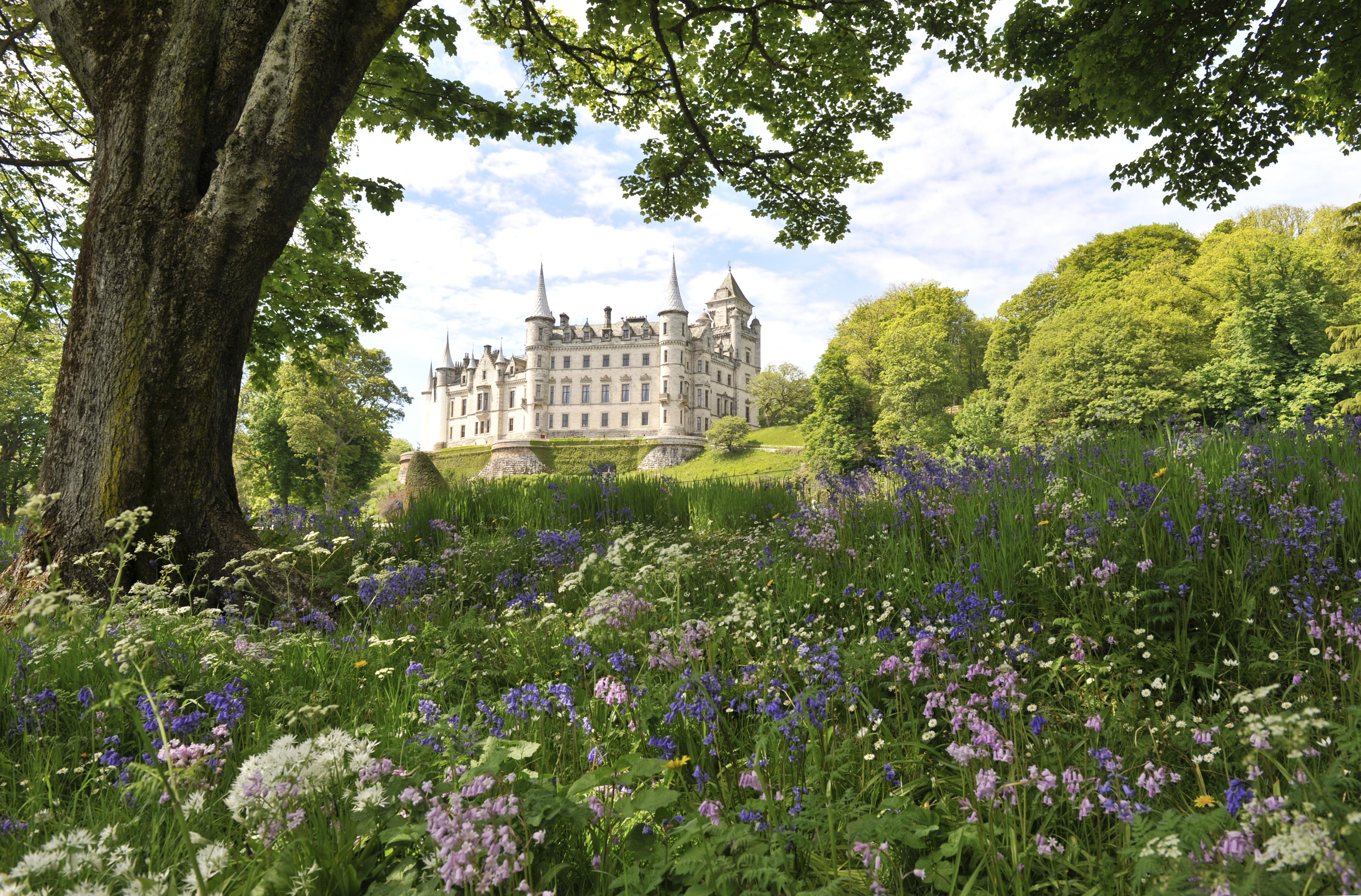 Dunrobin Castle ©Johannes Ratermann