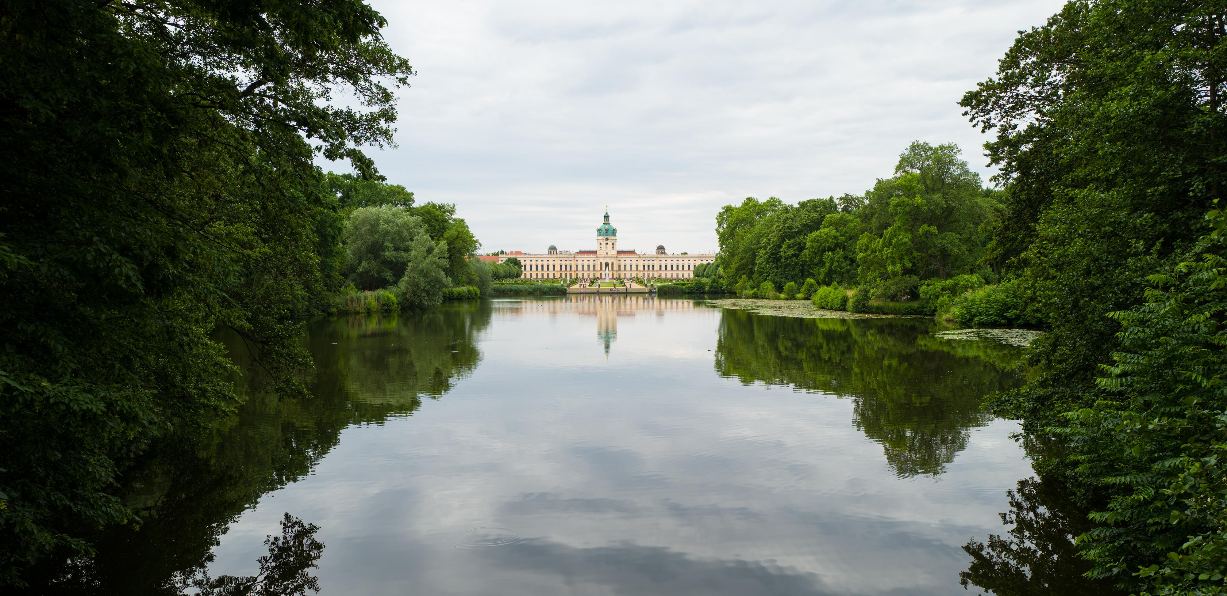 Schloss Charlottenburg ©Johannes Ra
