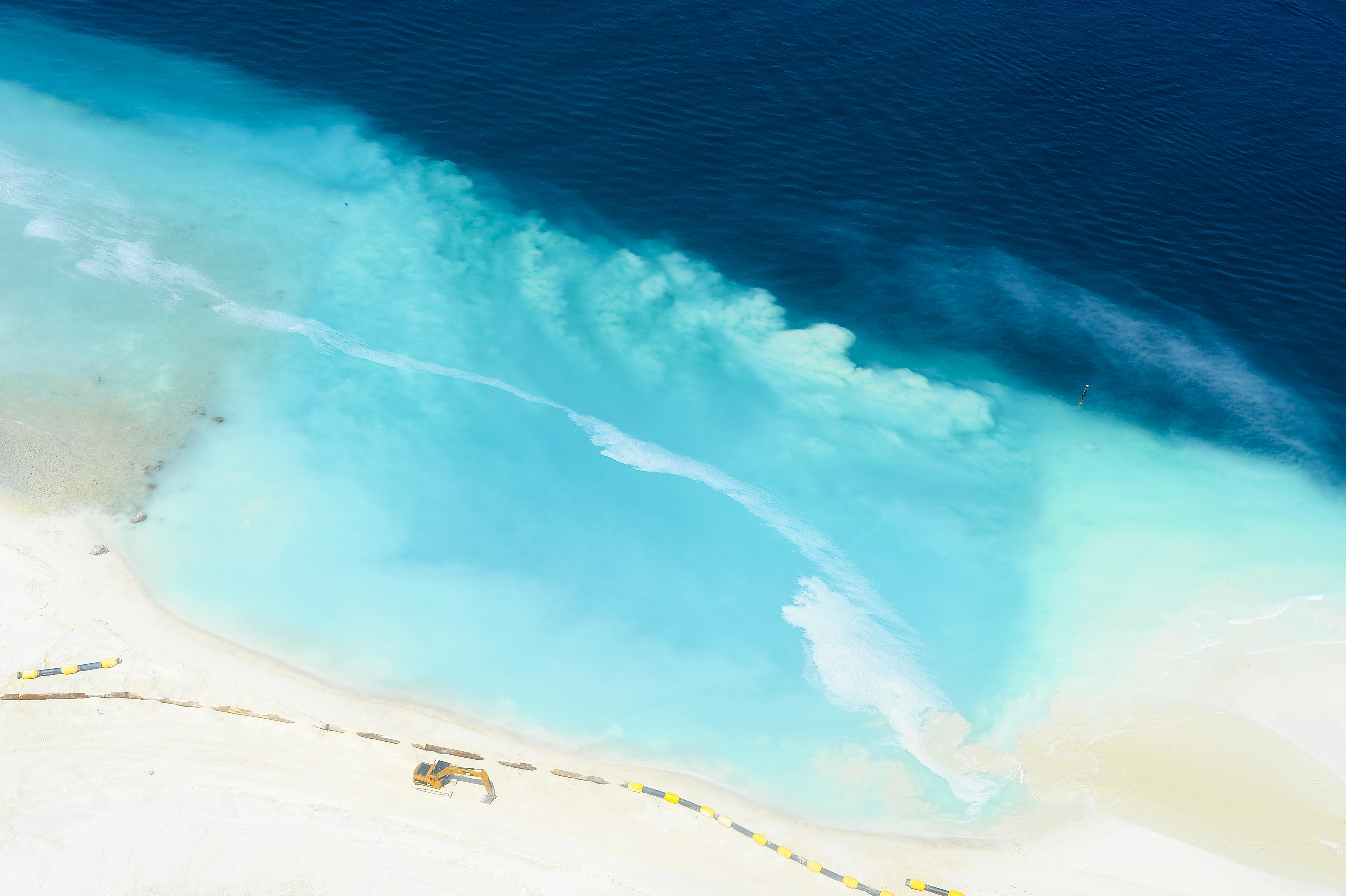 Wenn der Meeresspiegel steigt ©Johannes Ratermann