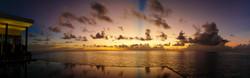 Sonnenuntergang im indischen Ocean ©Johannes Ratermann