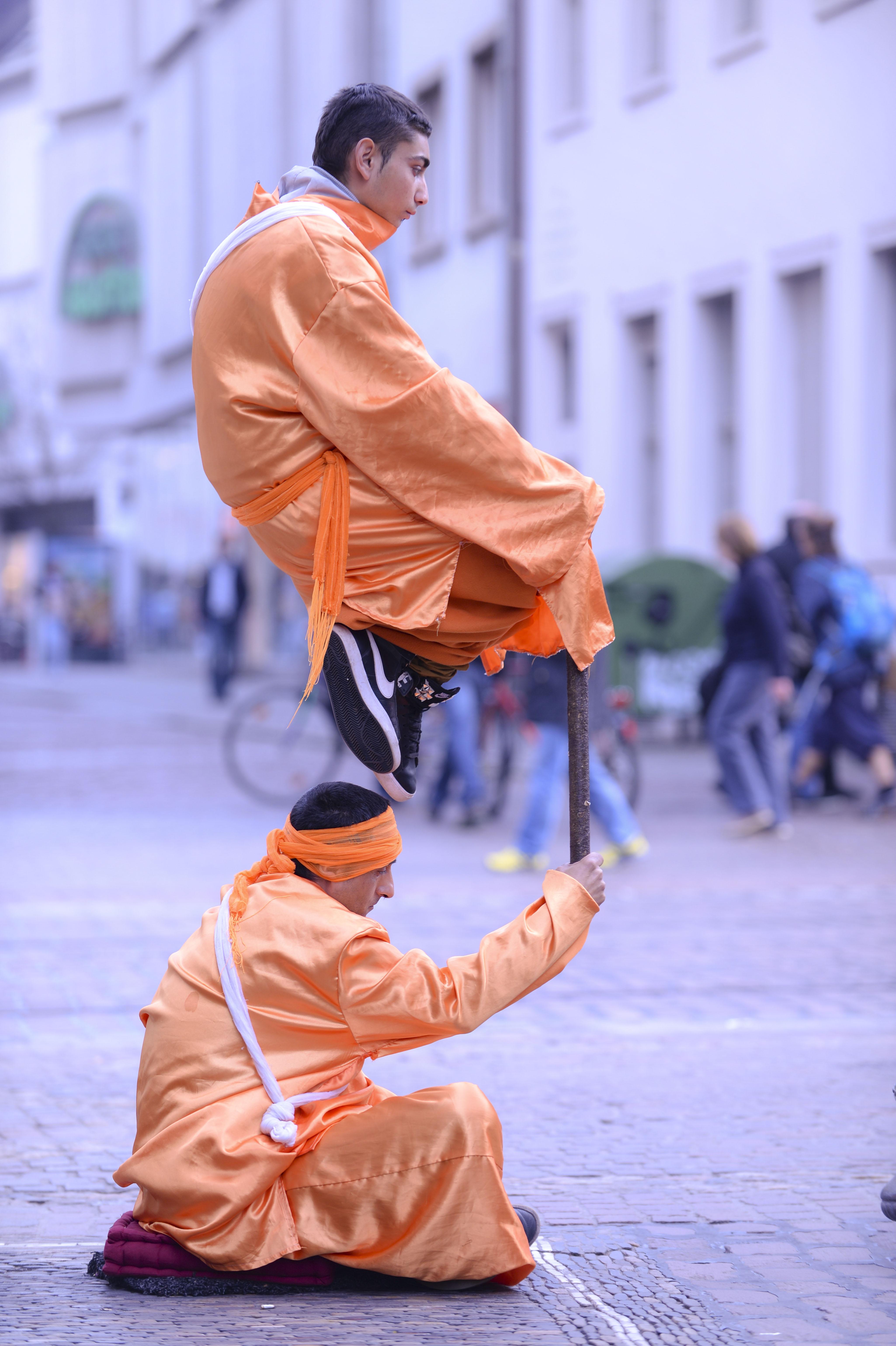 Balance ©Johannes Ratermann