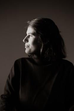 Katharina - Silvester Sitting, #KaetheKunst ©Johannes Ratermann