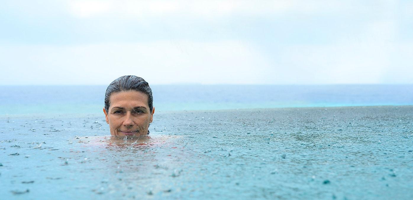 Portrait im Regen ©Johannes Ratermann