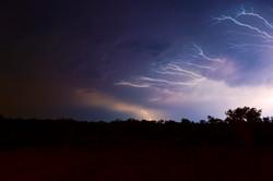 Lightning in Londolozi©Joh Ratermann