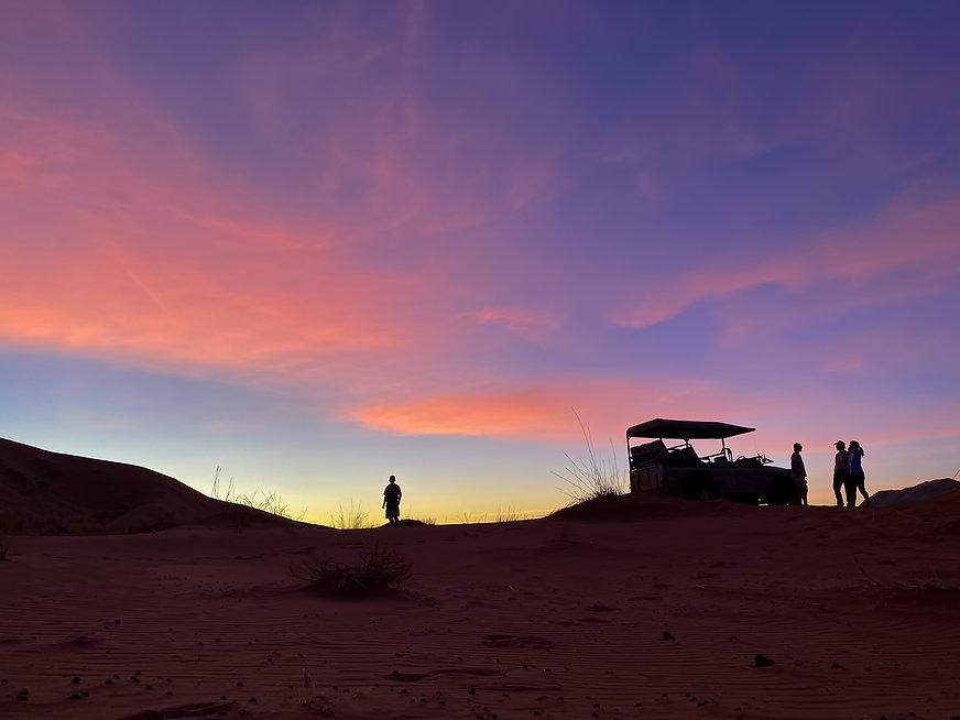 In der Namib @Johannes Ratermann