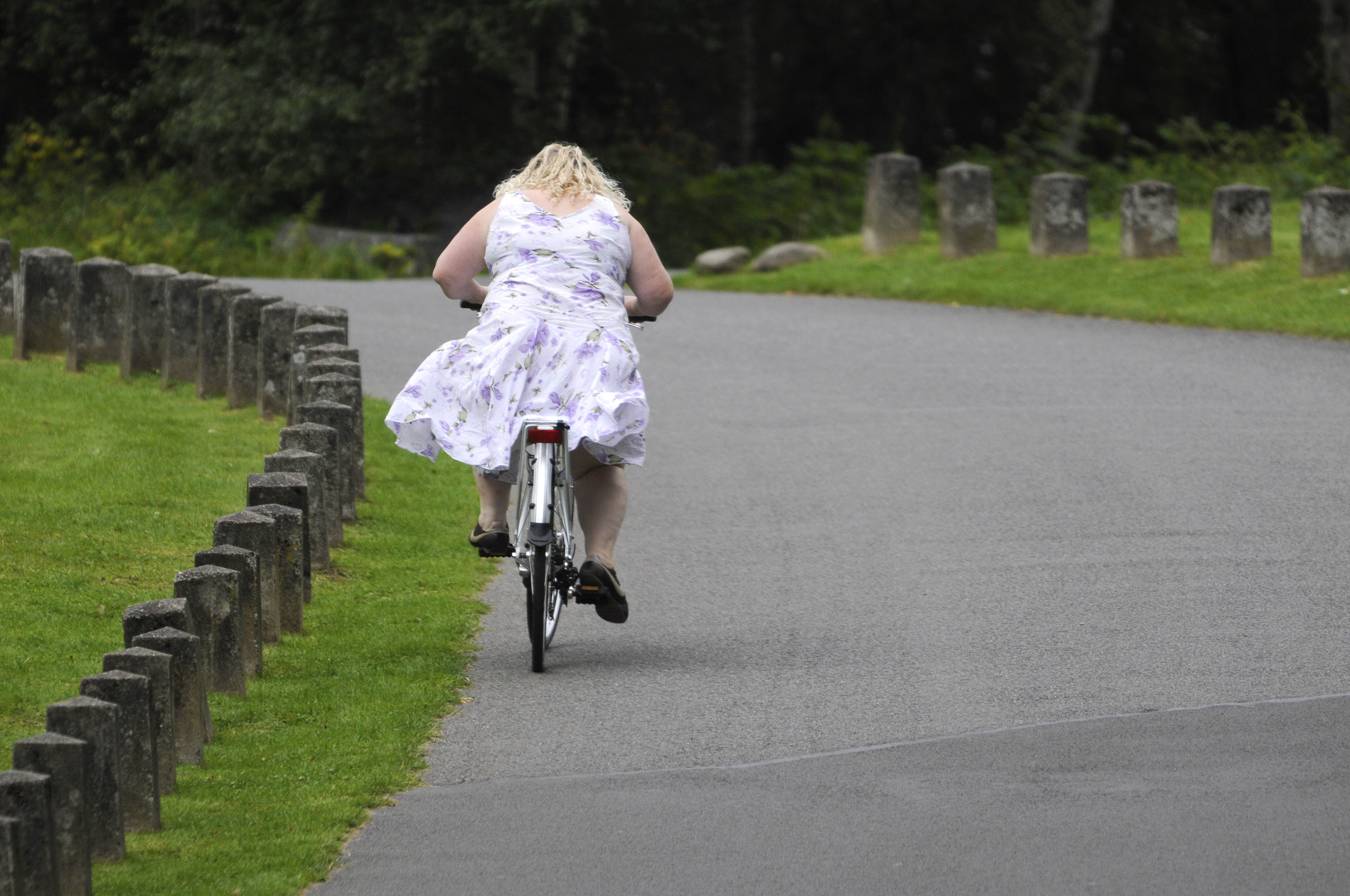 Angel on a Bicycle, GB-SCT ©Johannes Ratermann