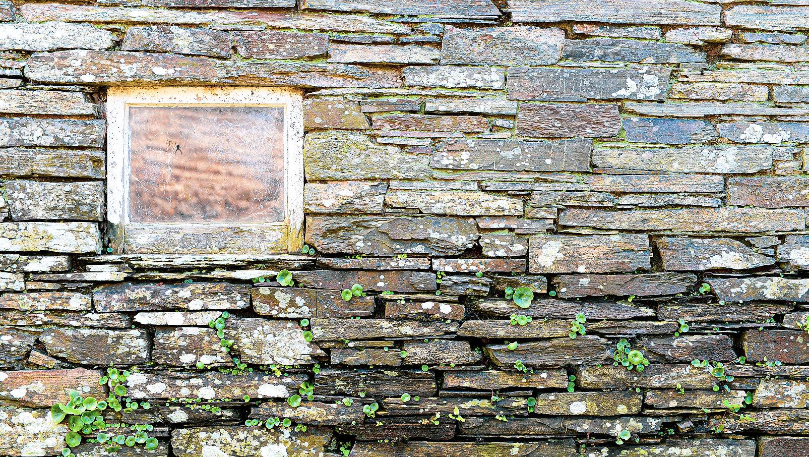 Hausmauer, St. Nectars Glenn, Cornwall ©Johannes Ratermann