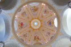Kuppel der Liebfrauenkirche, Dresden ©Jo