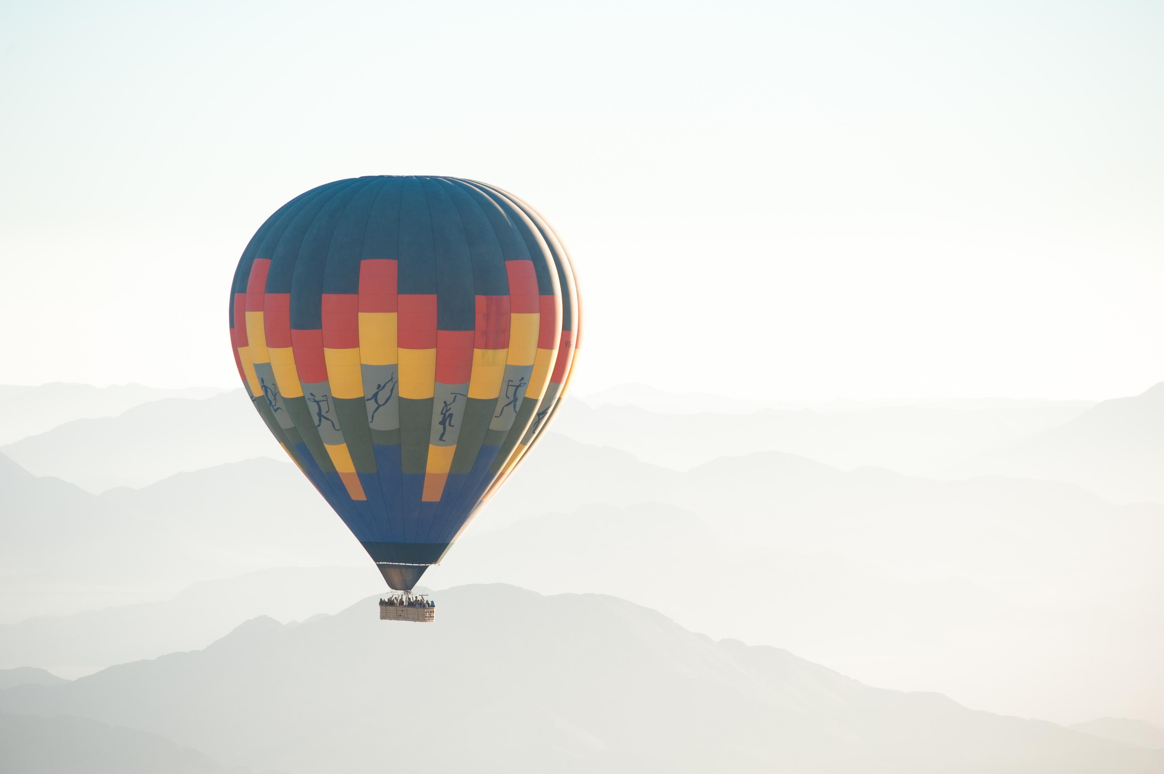 Namib Ballon Tour ©Johannes Raterman