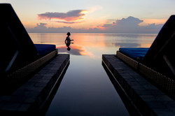 Sunset in Defanafushi ©Johannes Ratermann