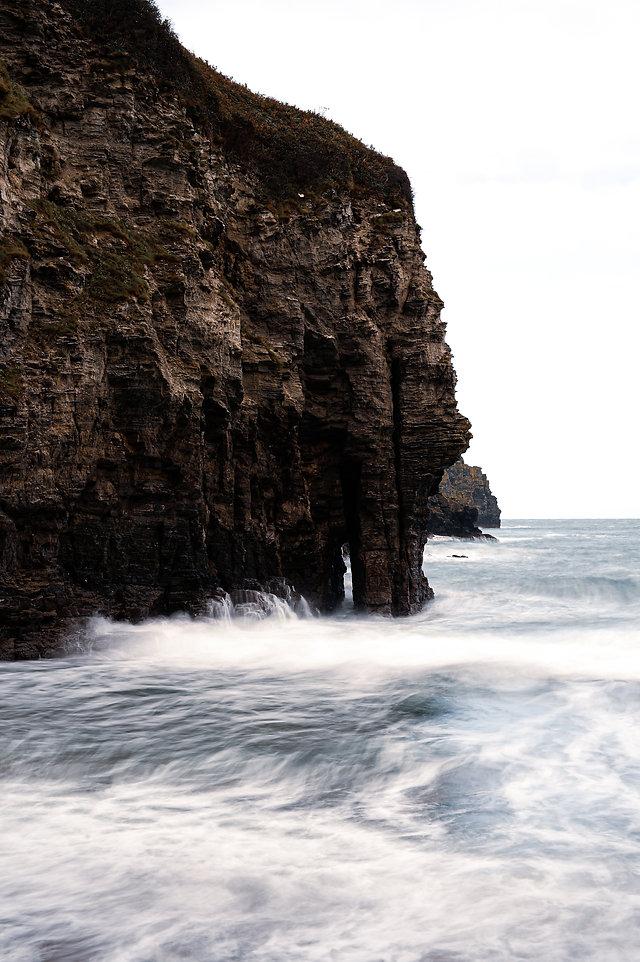 Cornwalls Küste ©Johannes Ratermann