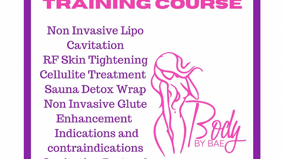 Body Contouring Training  Class