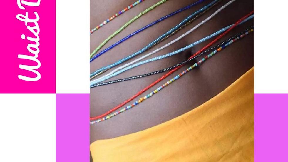 Waist Beads (Random Colors)