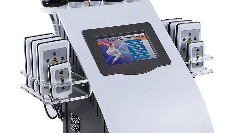 Cavitation RF Multipolar Laser Weight Loss Machine